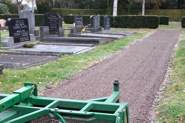 jtg machines-op-maat voetpad kilverbak begraafplaats