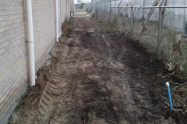 JTG werkzaamheden klein grondverzet